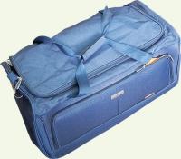 Сумка дорожная из ткани SUMMIT 006-24', цвет - синий