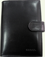 Обложка  для автодокументов и паспорта из натуральной кожи NOBEL 007307