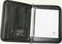 Папка из искусственной кожи MONSCA 050, чёрная