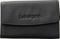 Ключница Lobargeld 102, из натуральной кожи, цвет - черная