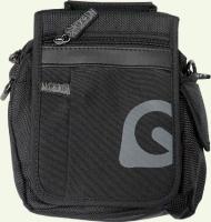 сумка молодёжная 1102079, из ткани, черная