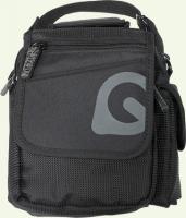 сумка молодёжная 1102102, из ткани, цвет-черный