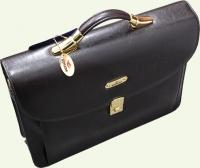 Портфель SONADA 1226 из искусственной кожи, коричневый