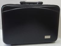 Кейс из пластика PRESIDENT, артикул 3135, цвет - черный