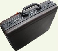 Кейс из пластика PRESIDENT 3122 2/1 большой коричневый