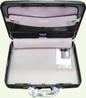 Кейс PRESIDENT 3122 2/1 малый серый