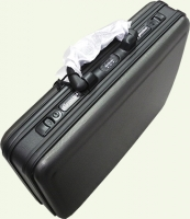 Кейс из пластика PRESIDENT 3122 2/1 большой серый