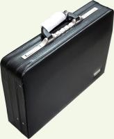 Кейс из кожи MONSCA 8824 черный