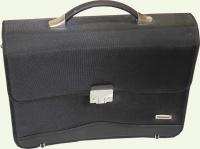 портфель из ткани DIPLOMAT E48